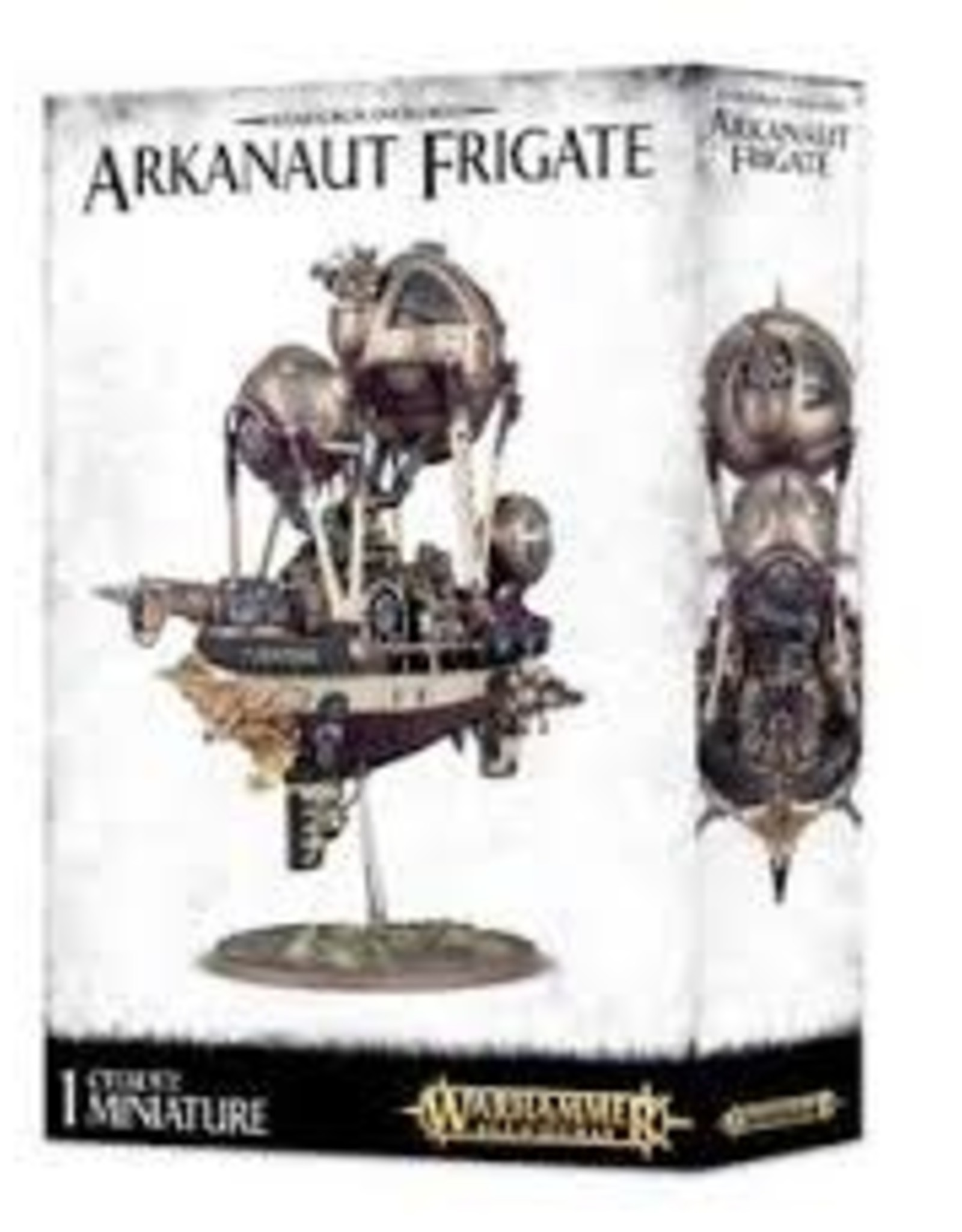 Games Workshop Warhammer AOS  Kharadron Overlords Arkanaut Frigate