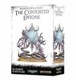 Games Workshop Warhammer Age of Sigmar Daemons of Slaanesh The Contorted Epitome