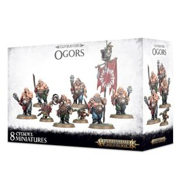 Games Workshop Warhammer AOS Gutbusters  Ogors