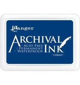 Ranger Ink Tim Holtz Ink Pad: Cobalt