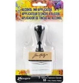 Ranger Ink Tim Holtz Alcohol Ink Applicator Tool Handle with Felt