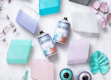 Montana Glass Spray Paint