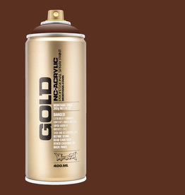 Montana MT GOLD ACRYL SHOCK BROWN