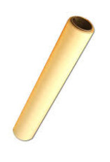 """Alvin Lightweight Yellow Tracing Paper Roll, 18"""" x 50 yd"""
