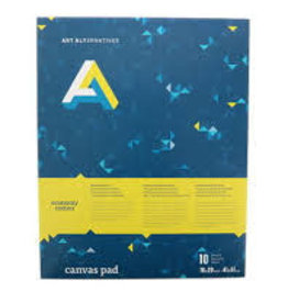 Art Alternatives Art Alternatives Canvas Pad 16x20 10 Sheets