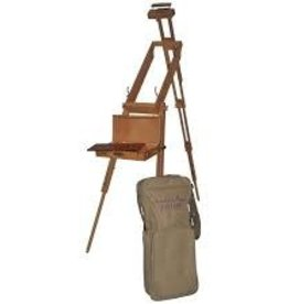 Jullian Rexy Watercolor Easel with Paint Box