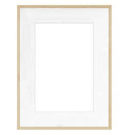 Framatic Woodworks Natural 18x24 (12x18)