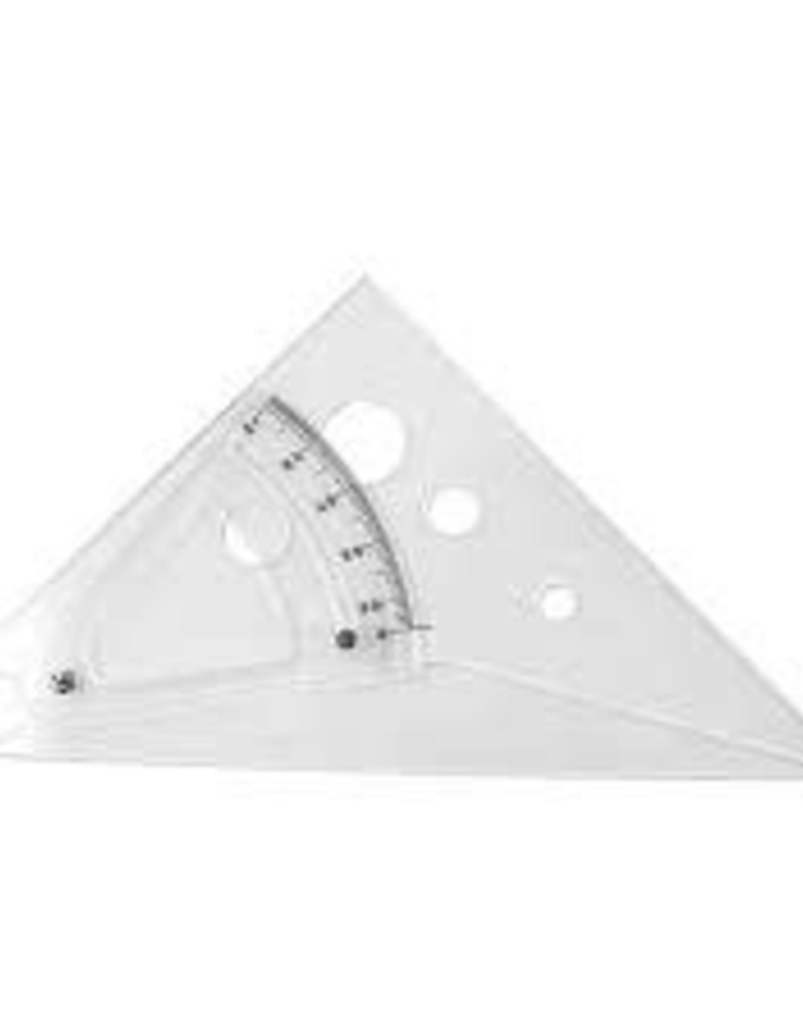 "Wescott 8"" Adjustable Triangle"