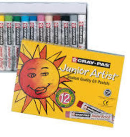 Sakura Craypas Junior Artist 12 Pc Set 12 Colors