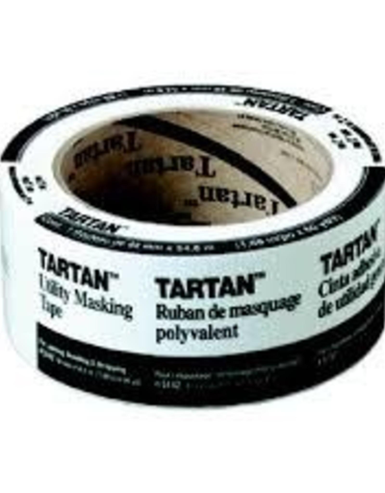 Three M Tartan Utility Masking Tape 24mmx55m
