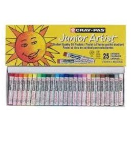 Sakura Craypas Junior Artist 25 Pc Set 25 Colors