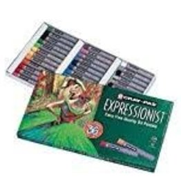 Sakura Craypas Expressionist 36 Pc Set 36 Colors