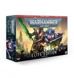Games Workshop Warhammer 40,000 Warhammer Elite Edition Starter Set