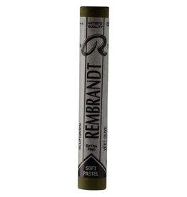 Royal Talens Rembrandt Soft Pastel Full Stick Olive Green(5) (620.5)