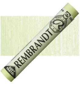 Royal Talens Rembrandt Soft Pastel Full Stick Cinnabar Green Light(10) (626.1)