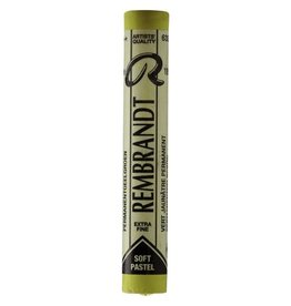 Royal Talens Rembrandt Soft Pastel Full Stick Permanent Yellow Green(5) (633.5)