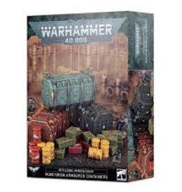 Games Workshop Warhammer 40,000 Battlezone  Manufactorum  Conservators