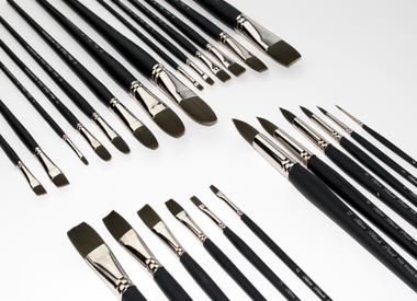 Silver Brush Ltd 6400 Black Pearl