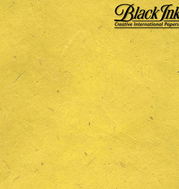 "Lokta - Lemon Yellow 20""x30"" Decorative Paper"