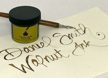Daniel Smith Walnut Ink
