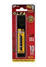 18mm UltraSharp Snap-Off Black Blade - 10/pk
