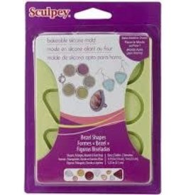 Sculpey Silicone Oven-Safe Mold Bezel