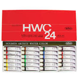HOLBEIN Holbein WC Set of 24 - 5ml