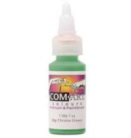 Medea Com Art Colours Acrylic CHrome Green 1 oz