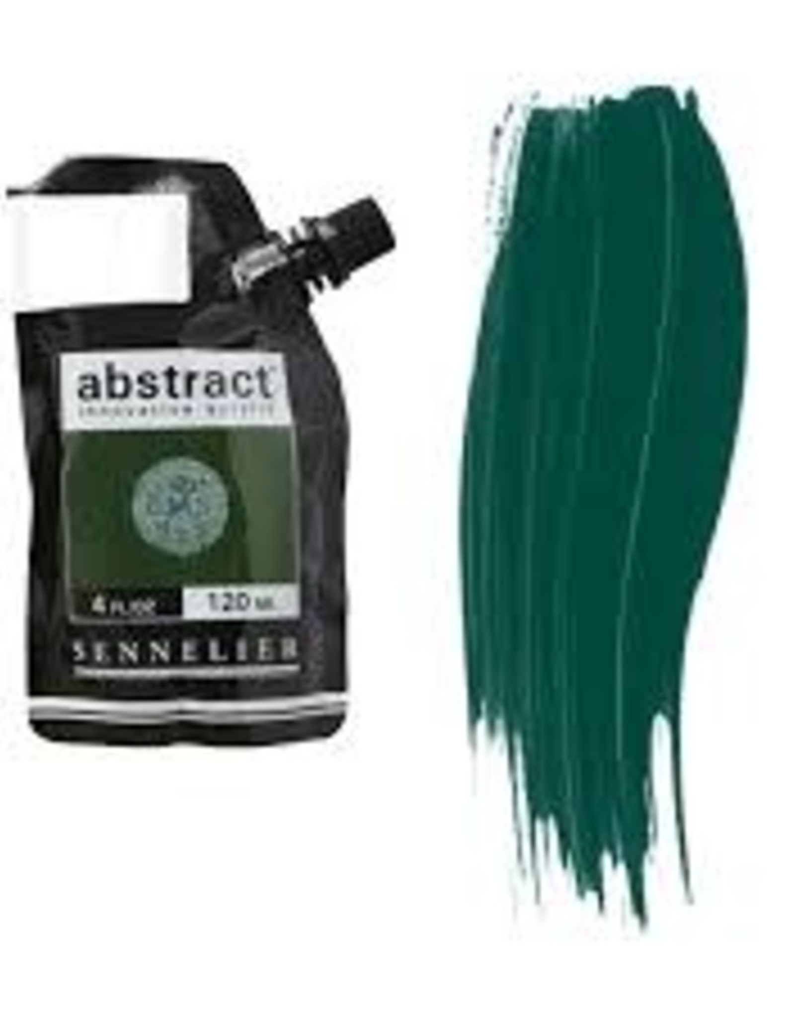 Sennelier Abstract 120ml Phthalo Green