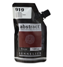 Sennelier Abstract 120ml Caput Mortum