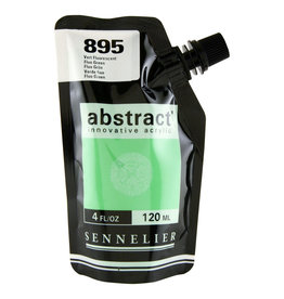 Sennelier Abstract 120ml Fluo Green