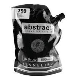 Sennelier Abstract 500ml Mars Black