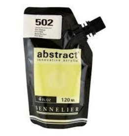 Sennelier Abstract 120ml Fluo Yellow