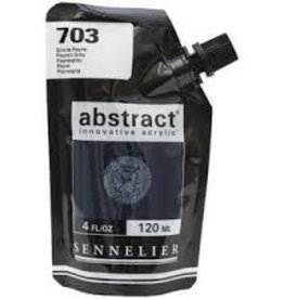 Sennelier Abstract 120ml Payne's Gray