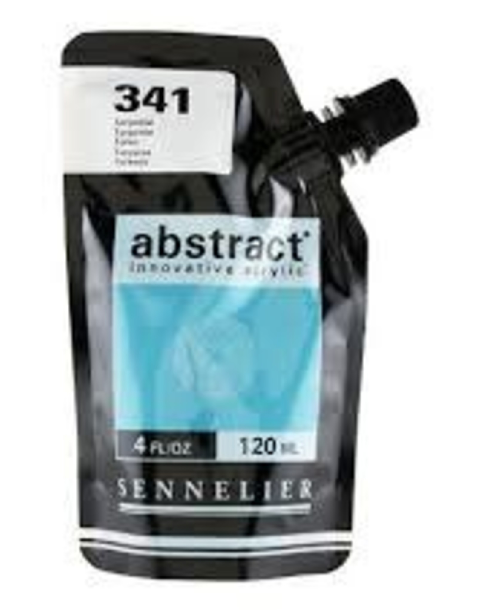 Sennelier Abstract 120ml Turquoise