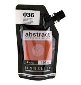 Sennelier Abstract 120ml Iridescent Copper