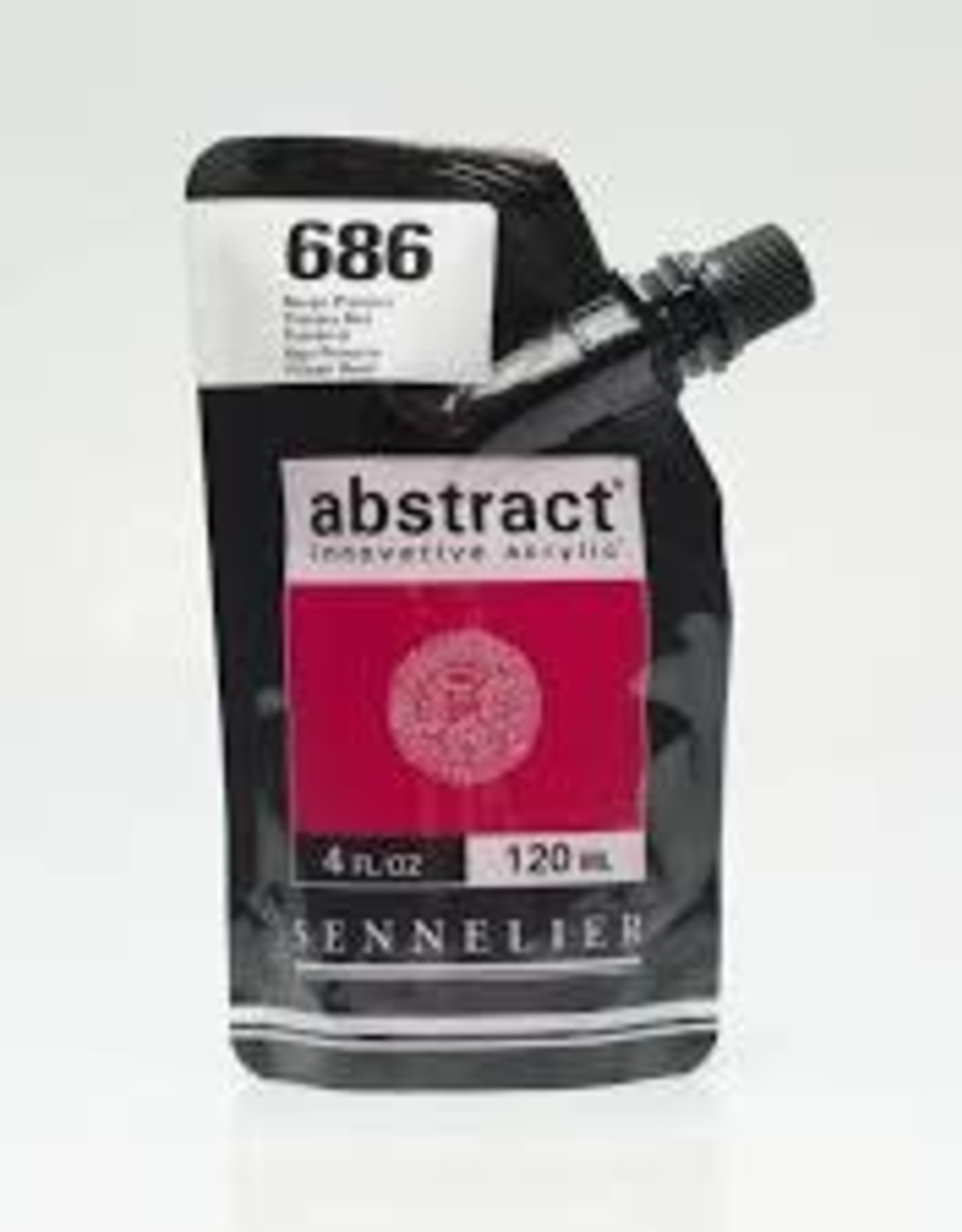 Sennelier Abstract 120ml Primary Red