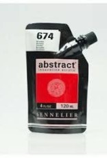 Sennelier Abstract 120ml Vermilion