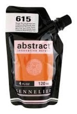Sennelier Abstract 120ml Cadmium Red Orange Hue