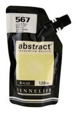 Sennelier Abstract 120ml Naples Yellow