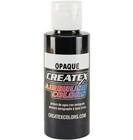 CREATEX COLORS Createx 8 oz AB Opaque Black