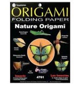 Yasutomo Nature Origami Insects