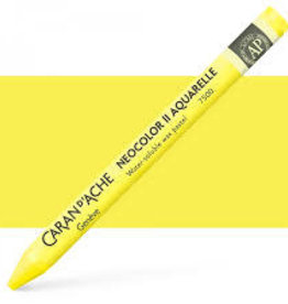 Caran d'Ache Neocolor II Crayons Canary Yellow