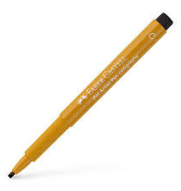 FABER-CASTELL Faber-Castell Calligraphy Pen, 2.5mm chisel tip 268 Green Gold