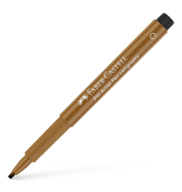 FABER-CASTELL Faber-Castell Calligraphy Pen, 2.5mm chisel tip 180 Raw Umber