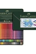 FABER-CASTELL Albrecht Durer 120 Watercolor Pencil Set Tin