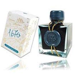 Herbin Herbin 1670 Anniversary Inks, Gold Sheen 50ml Bottle, Emerald of Chivor