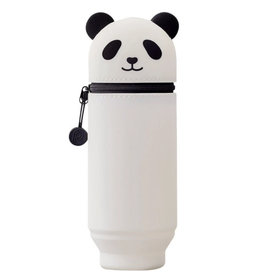 Itoya Punilabo Silicone Stand Up Case, Panda