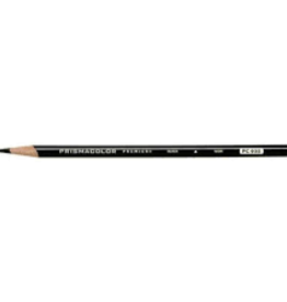 PRISMACOLOR Prismacolor Premier Soft Core Colored Pencil, Black
