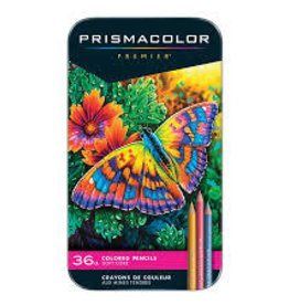 PRISMACOLOR Prismacolor Premier Colored Pencils, Soft Core, 36 Pack
